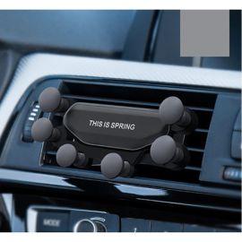 Auto telefoonhouder universeel · Automatische bevestiging ventilatierooster · Cacious