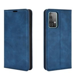 Samsung Galaxy A52 Portemonnee Hoesje Donkerblauw - Cacious (Wallet Serie)