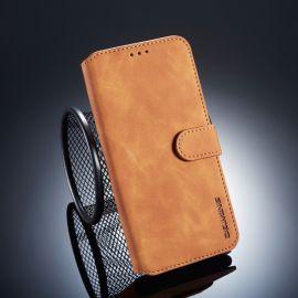 Xiaomi Mi A2 Lite Portemonnee Hoesje - Camel PU-leer - DG.Ming