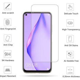 Huawei P40 Lite Tempered Glass Screen Protector - Bescherm glas van Cacious