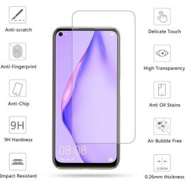 Huawei P40 Tempered Glass Screen Protector - Bescherm glas van Cacious