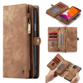 iPhone 11 Pro Max Hoesje · Luxury Wallet Case · Portemonnee hoes by CaseMe