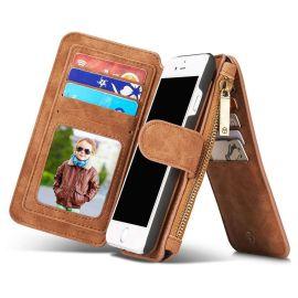 iPhone SE (2020) / iPhone 7 en 8 Hoesje · Luxury Wallet Case · Portemonnee hoes by CaseMe