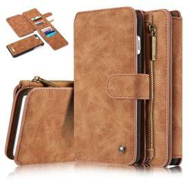 iPhone 7 Plus en 8 Plus Hoesje · Luxury Wallet Case · Portemonnee hoes by CaseMe