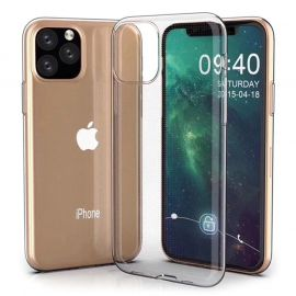 iPhone 11 Pro Max Hoesje · Simpel Doorzichtige / Transparante Back Cover by Cacious