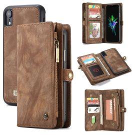 iPhone X Hoesje · Luxury Wallet Case · Portemonnee hoes by CaseMe
