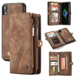 iPhone XS Hoesje · Luxury Wallet Case · Portemonnee hoes by CaseMe