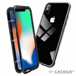 iPhone XS Hoesje · Adsorption Bumper Case · High-Impact Cover by Cacious