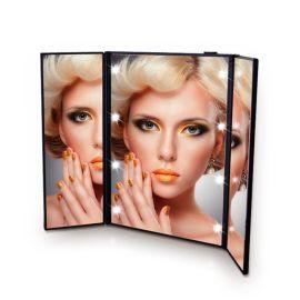 Draagbare Make-up Spiegel met Verlichting