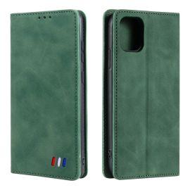 iPhone 13 Portemonnee Hoesje Groen - Cacious (Wallet Serie)