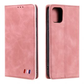 iPhone 13 Portemonnee Hoesje Roze - Cacious (Wallet Serie)