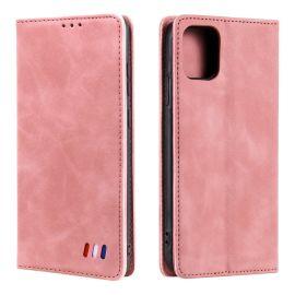 iPhone 13 Pro Max Portemonnee Hoesje Roze - Cacious (Wallet Serie)