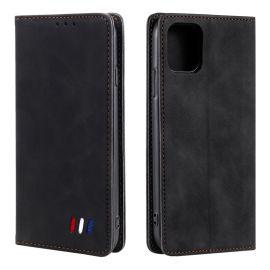 iPhone 13 Mini Portemonnee Hoesje Zwart - Cacious (Wallet Serie)