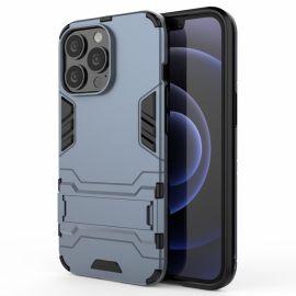 iPhone 13 Schokbestendig Hoesje Blauw - Cacious (Forca Serie)