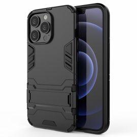 iPhone 13 Pro Schokbestendig Hoesje Zwart - Cacious (Forca Serie)