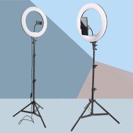 Cacious 10 inch Ring Licht met Statief - Ring Lamp met 120cm Tripod Standaard - Geschikt voor Smartphones