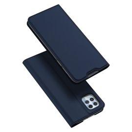 Motorola Moto G100 Bookcase Hoesje Blauw - Dux Ducis (Skin Serie)