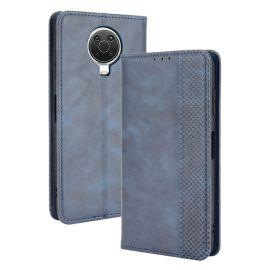 Nokia G10/G20 Portemonnee Hoesje Blauw - Cacious (Wallet Serie)