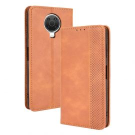 Nokia G10/G20 Portemonnee Hoesje Camel - Cacious (Wallet Serie)
