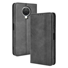 Nokia G10/G20 Portemonnee Hoesje Zwart - Cacious (Wallet Serie)