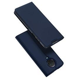 Nokia G10/G20 Bookcase Hoesje Donkerblauw - Dux Ducis (Skin Serie)