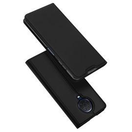 Nokia G10/G20 Bookcase Hoesje Zwart - Dux Ducis (Skin Serie)