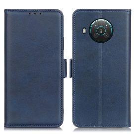 Nokia X10/X20 Portemonnee Hoesje Blauw - Cacious (Wallet Serie)