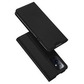 OnePlus 9 Bookcase Hoesje Zwart - Dux Ducis (Skin Serie)