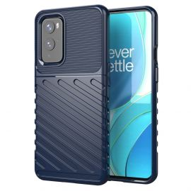OnePlus 9 High Impact Hoesje Donkerblauw - Cacious (Forca Serie)