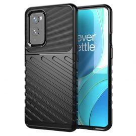 OnePlus 9 High Impact Hoesje Zwart - Cacious (Forca Serie)