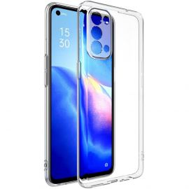 Oppo Find X3 Lite Transparant Hoesje - Cacious (Basic Serie)