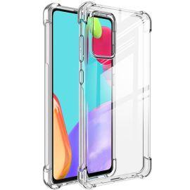 Samsung Galaxy A52 Impact Cover Transparant - Cacious (Basic Serie)