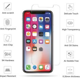 iPhone 11 Pro/XS/X Tempered Glass Screen Protector - Bescherm glas van Cacious