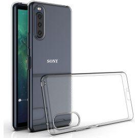 Sony Xperia 10 III Transparant Hoesje - Cacious (Basic Serie)