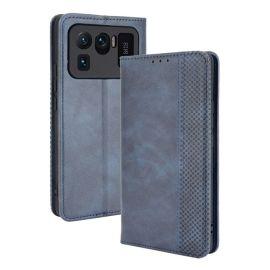Xiaomi Mi 11 Ultra Portemonnee Hoesje Blauw - Cacious (Wallet Serie)