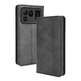 Xiaomi Mi 11 Ultra Portemonnee Hoesje Zwart - Cacious (Wallet Serie)