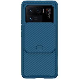 Xiaomi Mi 11 Ultra Hoesje met Camerabescherming - Nillkin (CamShield Serie)