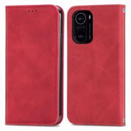 Xiaomi Mi 11i Portemonnee Hoesje Rood - Cacious (Wallet Serie)