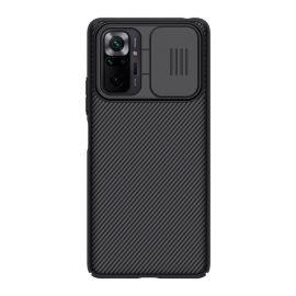 Xiaomi Redmi Note 10 Pro Hoesje met Camerabescherming - Nillkin (CamShield Serie)