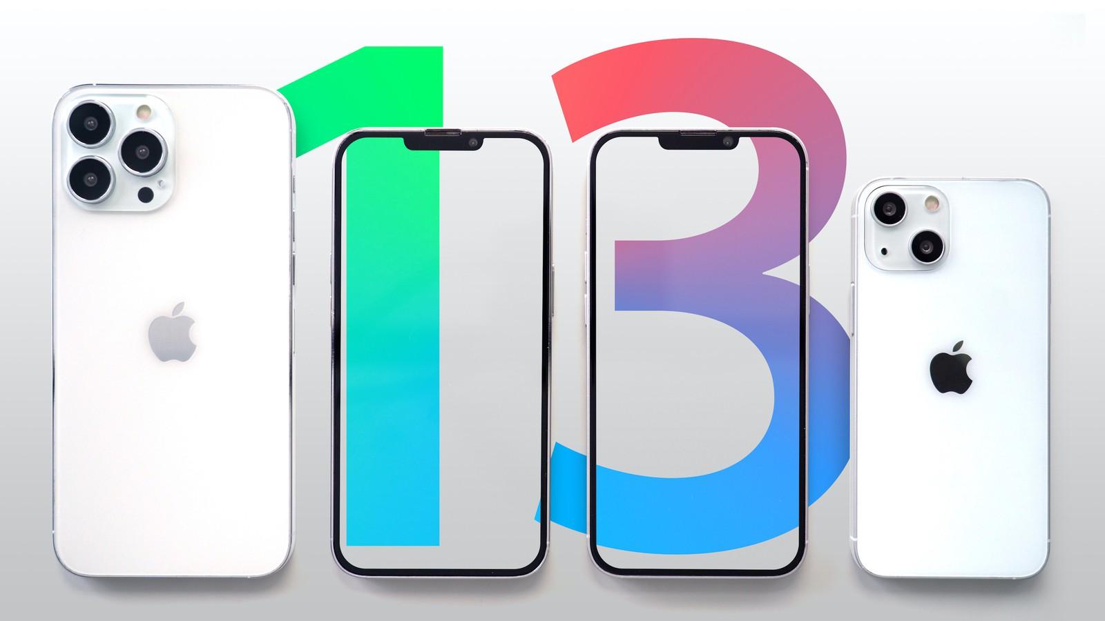 4 dingen die nieuwe iPhone 13 hoesjes onthullen